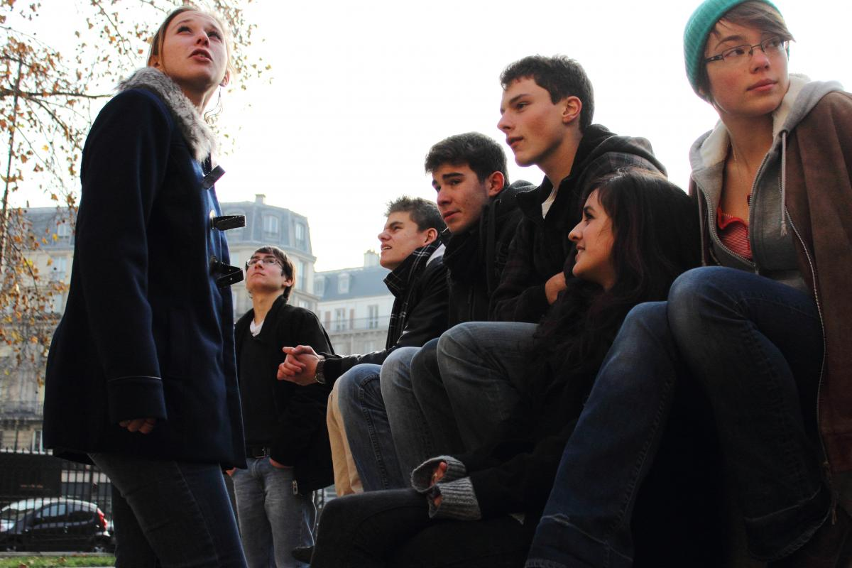 During the teenage years, people are more influenced by their peers than at other stages of life.